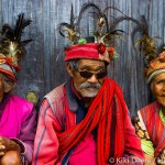 Ifugao people in traditional dress, Cordilleras, Northern Luzon, Philippines. Photo by Kiki Deere.