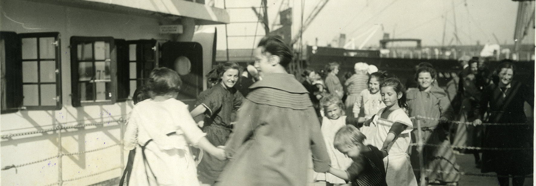 children-on-deck
