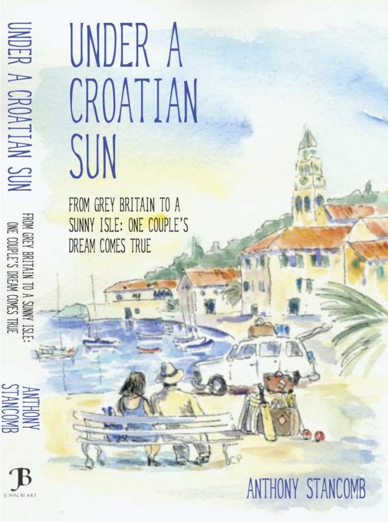 Under The Croation Sun PB Cover copy
