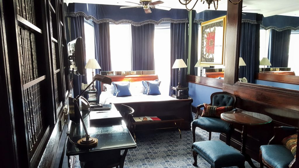 Guest room at Chesterfield, Mayfair, London