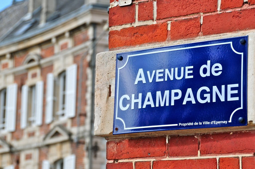 Avenue de Champagne, Epernay