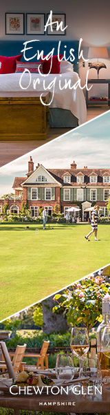 Chewton Glen Hampshire - an English Original